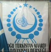 بيان من جمعية التعليم والتربية والتعاون الاجتماعي لتركستان الشرقية