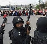 منظمة العفو الدولية تحذر من تصاعد حملة القمع في الصين قبل انتقال السلطة