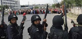 Photo of منظمة العفو الدولية تحذر من تصاعد حملة القمع في الصين قبل انتقال السلطة