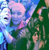 أمهات شهداء سوريا وفلسطين أحسن حظا من أمهات شهداء تركستان الشرقية