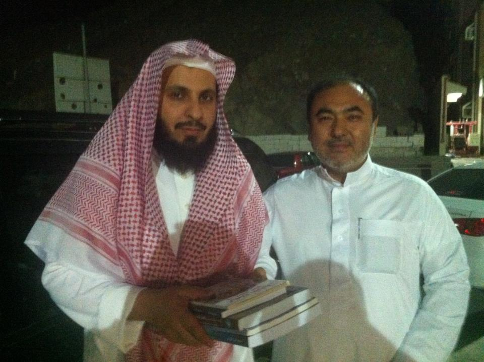 Photo of إمام وخطيب المسجدالحرام فضيلة الشيخ صالح آل طالب كلمة وتحدث عن إسهام علماء بلاد ماراء النهر (تركستان) للإسلام والمسلمين