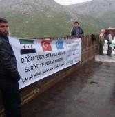 مساعدات إنسانية من الجمعية إلى الشعب السوري
