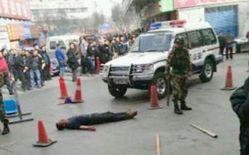 Photo of الأبطال الأيغور يقتلون الصينيين المحتلين