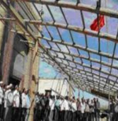 غضب مسلمي الصين من رفع العلم الشيوعي على مساجدهم