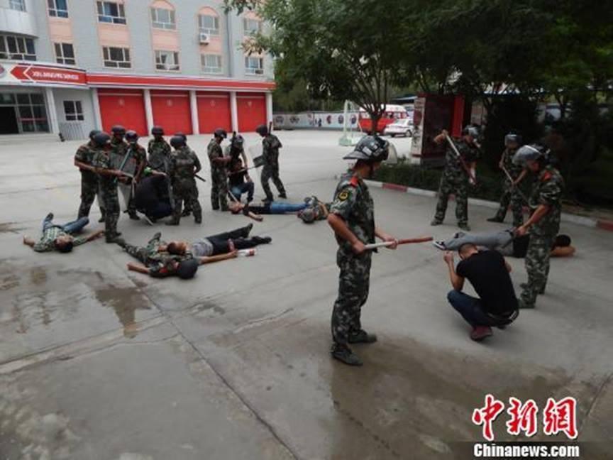 Photo of إلى متى تخفي الصين جرائمها في تركستان الشرقية؟!