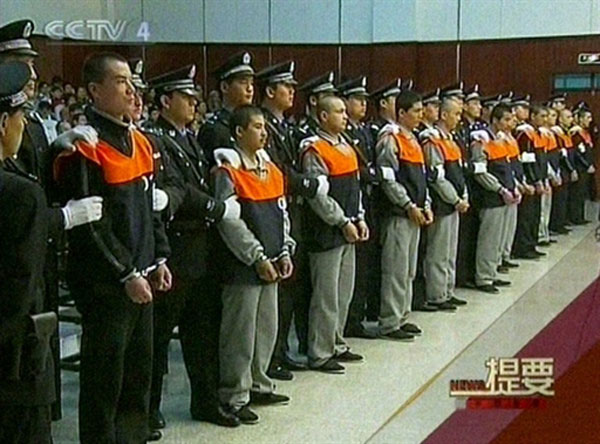 Photo of الصين تصدر أحكامًا جديدة بالإعدام على مسلمي تركستان الشرقية