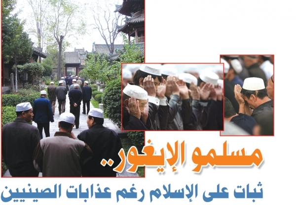 Photo of 8 آلاف أويغوري مسلم بمعتقلات دول إسلامية وغيرها يطلبون مساندتهم