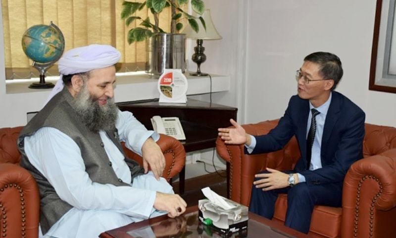 Photo of باكستان تطلب من الصين تخفيف القيود المفروضة على المسلمين
