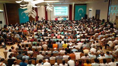 Photo of ندوة إعلامية كشفت حقيقة المعتقلات الصينية في تركستان الشرقية