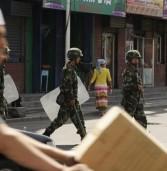 Hundreds of Uyghurs Held After Violence Over Prayer Restrictions