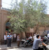 Authorities Go After Uyghurs As Police Guns Go Missing