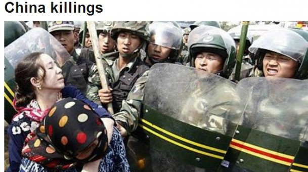 Uyghur organization wants int'l probe on China killings