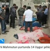Six Women Among Uyghurs Shot Dead in Xinjiang Violence