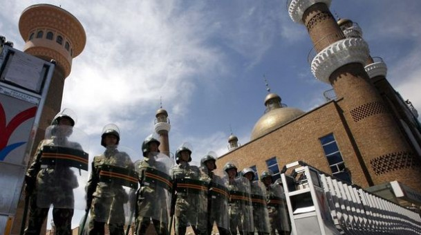 CHINA FORCE UYGHURS TO BE 'STRANGERS IN THEIR OWN LAND'