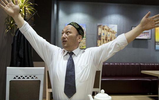 China's re-education camps evoke Mao