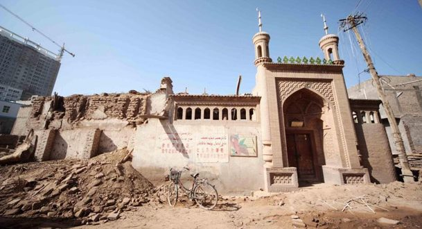 Chinese Authorities Continue to Destroy Mosques in Xinjiang