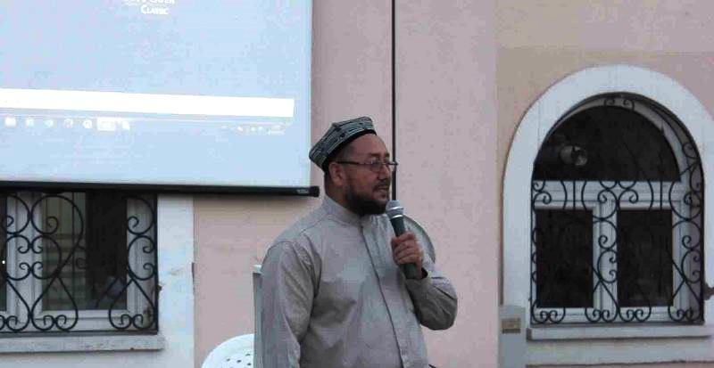 Abdulhakimhan Mahsumhajim sozde