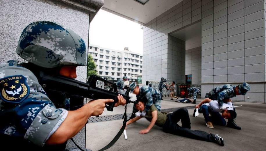 Doguturkistan bölgesinde keyfi tutuklama7